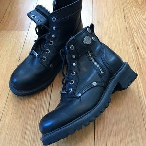Harley-Davidson Boots Woman's size 8